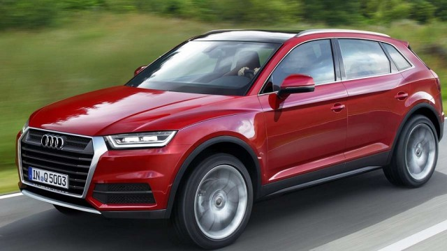 2017 Audi Q5 Plug In Hybrid And Supercharged Engines