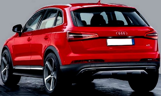 2017 Audi Q5 Redesign -- It will Get a Plug-in Hybrid Setup and More ...