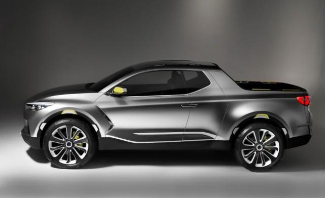 2017 Hyundai Santa Cruz -- It will be an Amazing Pickup Truck | SUVs & Trucks