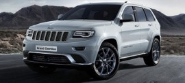 2017-jeep-grand-cherokee front
