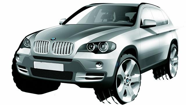 2018-BMW-X7-Exterior-Sketch