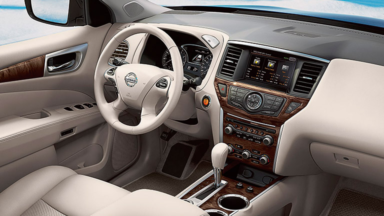 2016 Nissan Pathfinder Comes Updated And With A New Engine