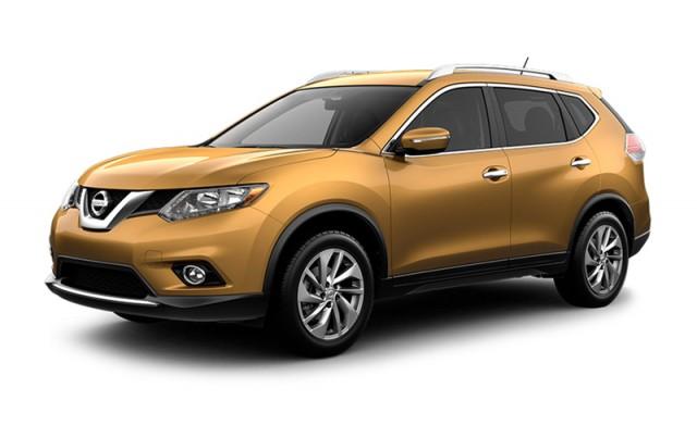 2016 Nissan Rogue Hybrid