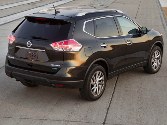 2016 nissan rogue hybrid with 48 mpg suvs trucks. Black Bedroom Furniture Sets. Home Design Ideas