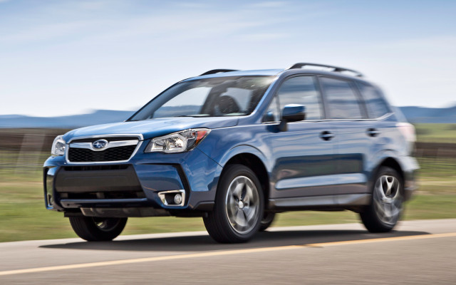 2017 Subaru Forester -- Changes and Updates | SUVs & Trucks