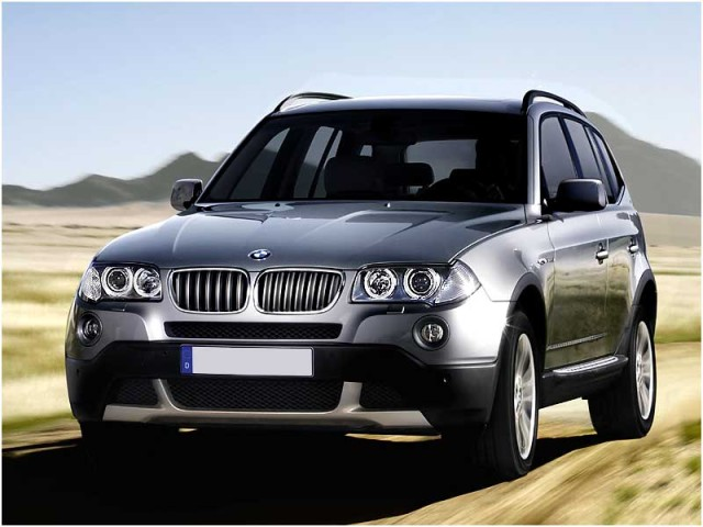 2017 bmw x3 next generation suv gets turbo and hybrid. Black Bedroom Furniture Sets. Home Design Ideas