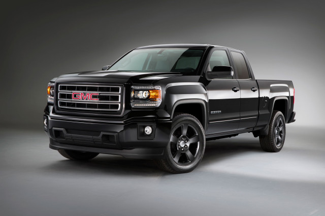 2017 Gmc Sierra 1500 Changes Updated Truck Gets A New Transmission