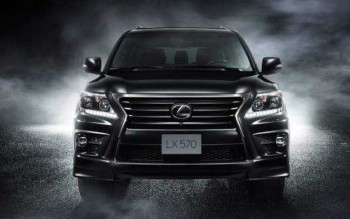 2016 Lexus Lx 570 Gets Updates And Facelift But Not The New Engine Suvs Trucks