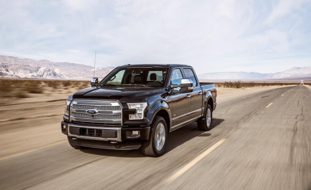 2017 ford f 150 could offer hybrid and diesel drivetrains suvs trucks. Black Bedroom Furniture Sets. Home Design Ideas