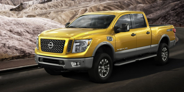 2017 nissan frontier gets redesigned body and new drivetrains suvs trucks. Black Bedroom Furniture Sets. Home Design Ideas