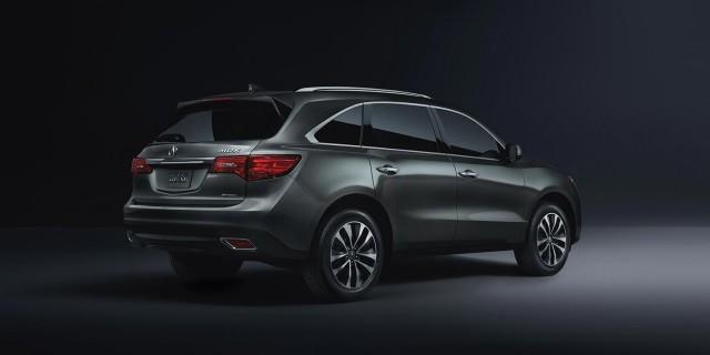 2016-Acura-MDX rear