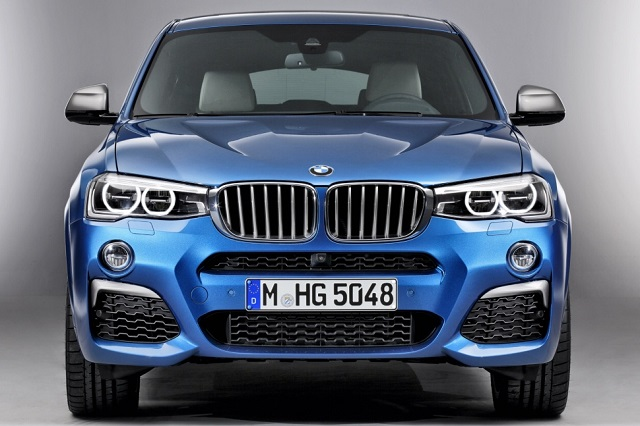 2017 bmw x4 m40i first images and specs of the updated crossover suvs trucks. Black Bedroom Furniture Sets. Home Design Ideas