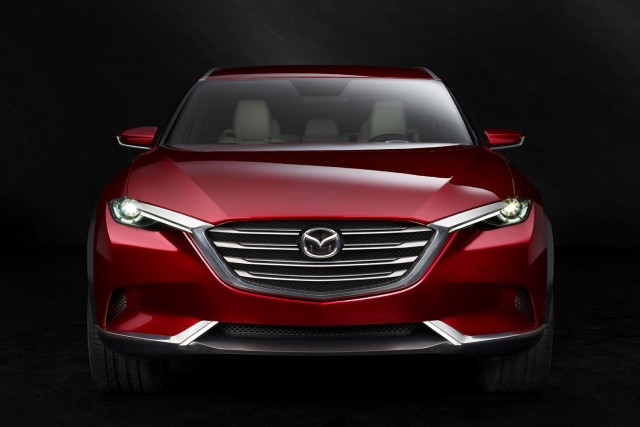 2017 Mazda Cx 6 New Crossover From Mazda In The Works Design And