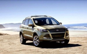 2017 ford escape update