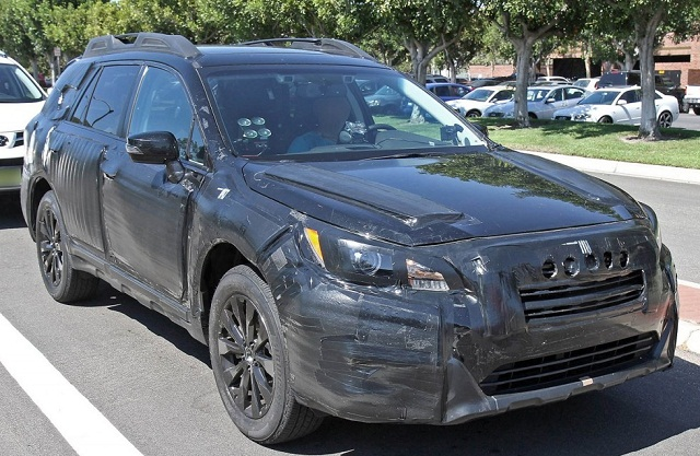 2018 subaru outback cosmetic changes and a new engine suvs amp trucks