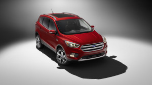 2017 Ford Escape redesign