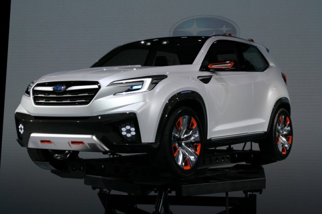2018 Subaru Crosstrek Redesign The Suv Losses Xv From Its Name But