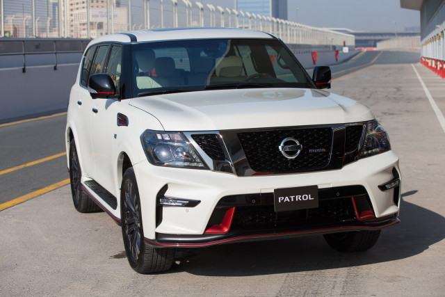 2016 Nisan Patrol Nismo: Amazing High-Performance Off-Road SUV, But Not In America | SUVs & Trucks
