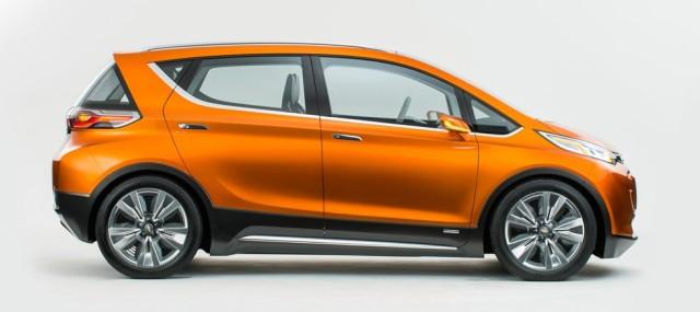 2017 Chevrolet Bolt EV concept
