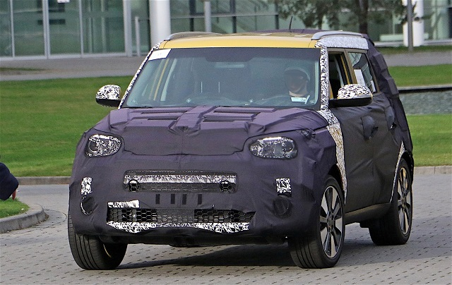 2019 Kia Soul AWD Spy Shots, Interior, Price >> 2017 Kia Soul Comes Refreshed The Suv Gets New Engine And