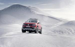 2017 VW Tiguan GTE Active Concept