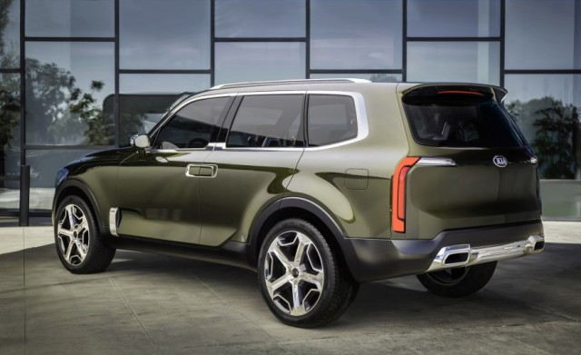 Genesis Suv Or The Next Borrego What Is The Kia Telluride