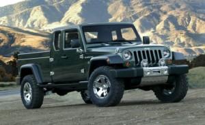 2018 Jeep Wrangler Pickup-Truck-Gladiator-Concept