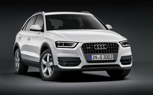 2019 Audi Q3 Redesign: New Generation SUV Gets New Engines ...