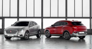 2017 Borgward BX5 and BX6 TS