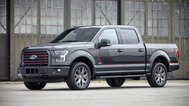 2017-Ford-F-150-Diesel pickup