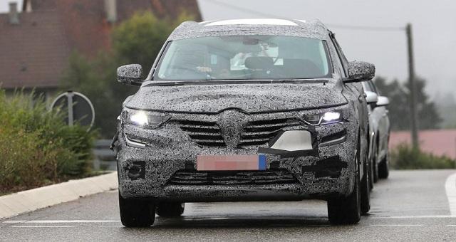 2017 Renault Koleos successor
