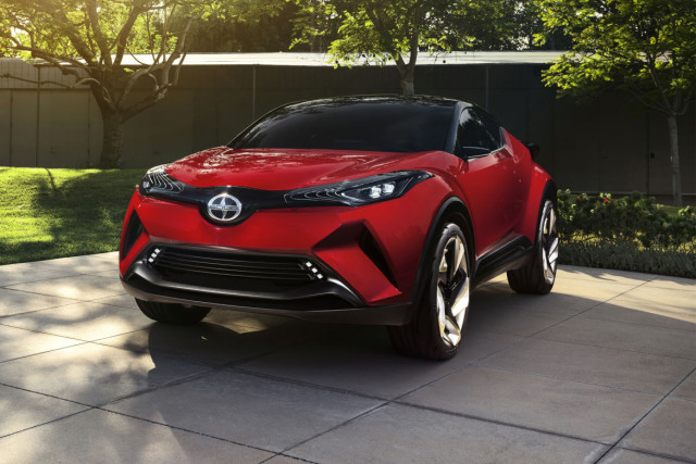 2017 Scion C-HR