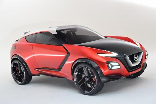 Nissan Juke Crossover 2017 2018 The New Gen Small Suv