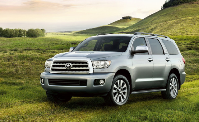 2019 Toyota Sequoia: Completly Redesigned SUV Returns A ...