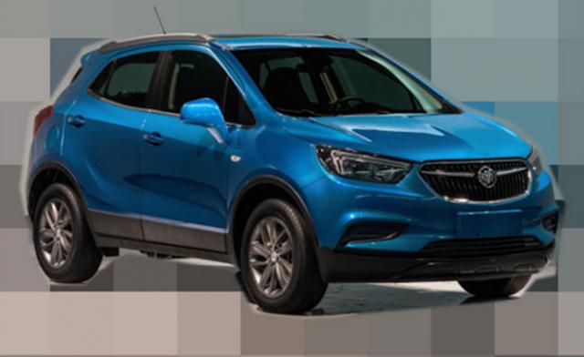 2018 Buick Encore Refresh Leaks Ahead of 2016 New York Auto Show | SUVs & Trucks