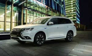 2017 Mitsubishi Outlander PHEV US-Model