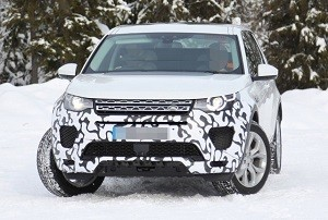 2018 Land Rover Discovery Sport R