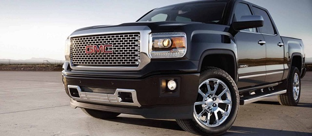 2017 gmc sierra 1500 denali gets better features more tech and new paints suvs trucks. Black Bedroom Furniture Sets. Home Design Ideas