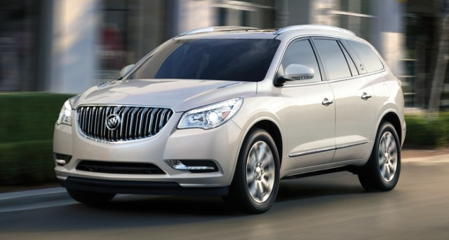 2018 Buick Enclave Redesign >> 2018 Buick Enclave Is Coming Redesigned In Early 2017 Suvs Trucks