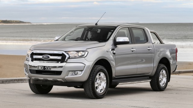 2018 Ford Ranger Us Model Will Offer Great Engines And Sleek