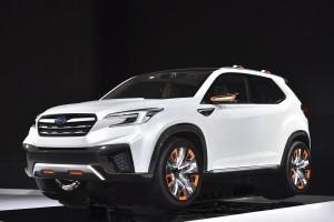 Next Mid-Size Subaru SUV