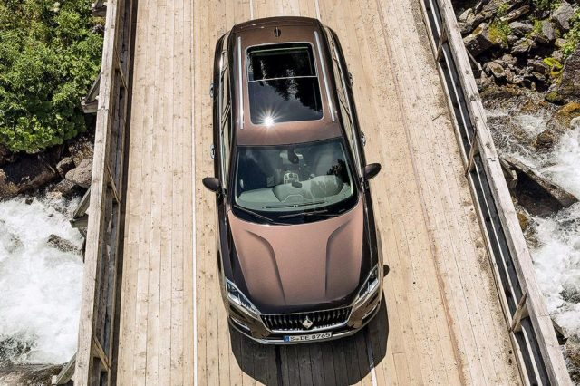 2017 Borgward BX7