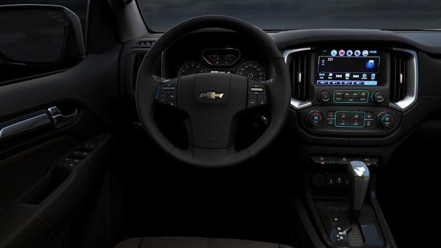 2017 Holden Trailblazer interior