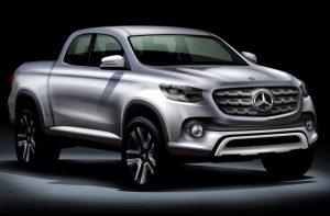 2018 Mercedes-Benz Pickup Truck