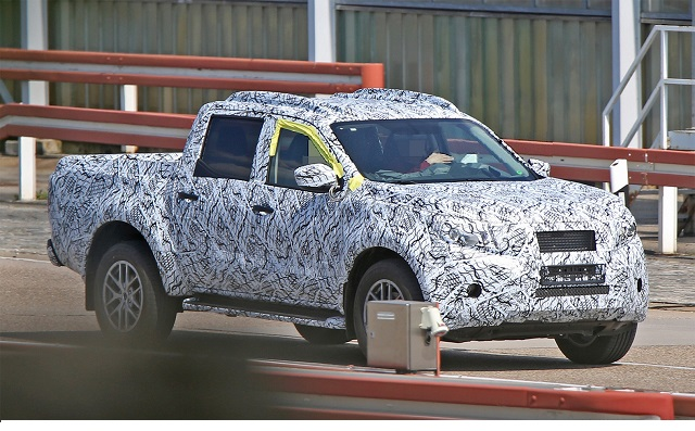 2018 Mercedes Benz Pickup Truck Spy And Rumors Suvs Trucks