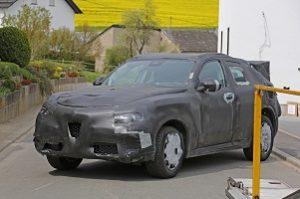 2018 Alfa Romeo Stelvio spy