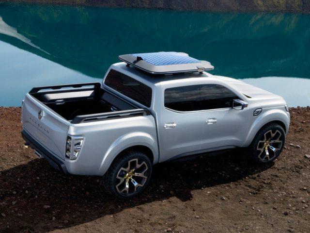 2017 Renault Alaskan concept