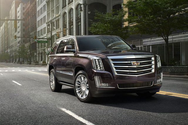 2018 Cadillac Escalade Changes And Updates