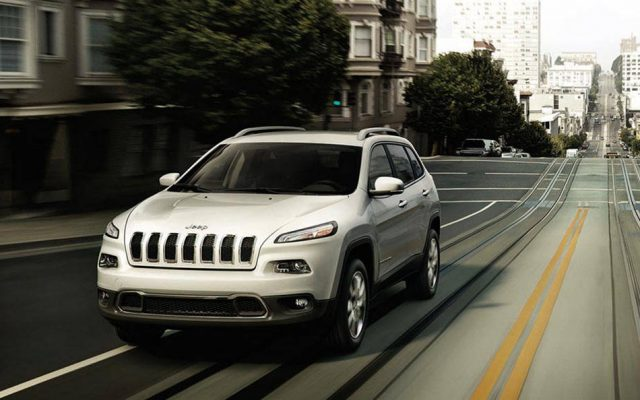 2018 Jeep Cherokee Will Get A new Engine And Redesigned Styling | SUVs & Trucks