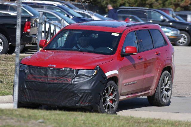 2018 Jeep Grand Cherokee Hellcat